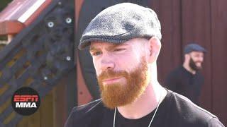 Download Paul Felder ready to scrap with Dan Hooker in New Zealand | ESPN MMA Video