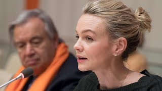 Download Carey Mulligan - International Day for the Elimination of Violence against Women Video