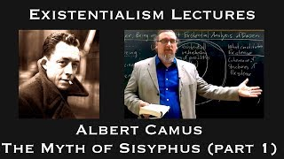 Download Albert Camus | The Myth of Sisyphus (part 1) | Existentialist Philosophy & Literature Video