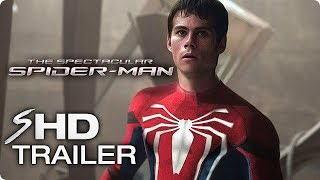 Download THE SPECTACULAR SPIDER-MAN (2019) Teaser Trailer #1 - Dylan O'Brien Multiverse Marvel Sony Concept Video