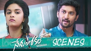 Download Nenu Local Movie - Love Proposal in College Scene - Nani, Keerthy Suresh Video