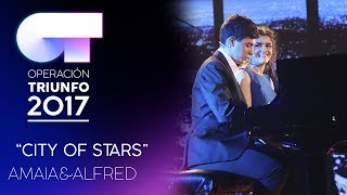"""Download ″City Of Stars"""" - Alfred y Amaia   Gala 3   OT 2017 Video"""