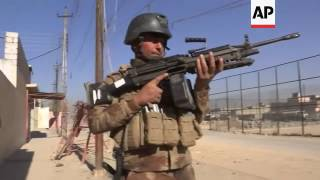 Download Fight against IS militants continues in Mosul Video