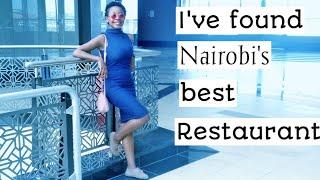 Download MY FAVORITE RESTAURANTS IN NAIROBI! Video