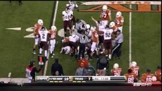 Download Texas Aggies 2010 vs Texas Video