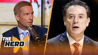 Download Joel Klatt explains why corruption is so prevalent in college basketball   THE HERD Video