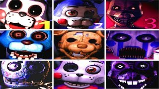 Download Five Nights at Candy's 1-3 Jumpscares Simulator Video