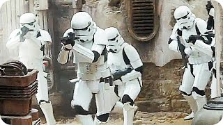 Download STAR WARS ROGUE ONE Clip & Trailer (2016) Video