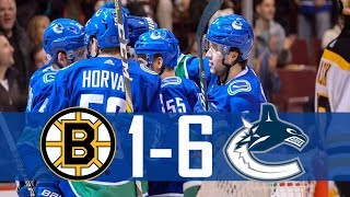 Download Canucks vs Bruins | Highlights | Feb. 17, 2018 [HD] Video