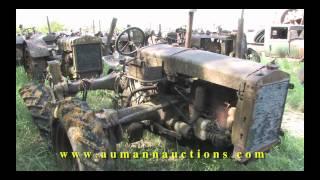 Download Tour of Antique Tractors - Field of Dreams 4 Day Auction - Aumann Auctions Video