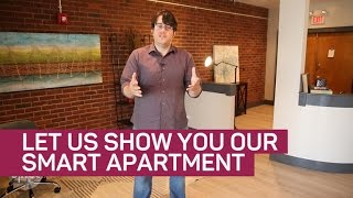 Download Take a tour of the CNET Smart Apartment Video