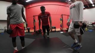 Download The Life of A Student Athlete In 360° - Brock University Mens Basketball Video