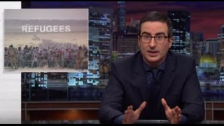 Download Refugee Crisis: Last Week Tonight with John Oliver (HBO) Video