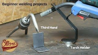Download Every welder needs these! Beginner welding projects Video