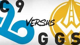 Download C9 vs. GGS - Week 8 Day 1 | NA LCS Summer Split | Cloud9 vs. Golden Guardians (2018) Video