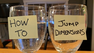 Download How to Jump Dimensions - Two Glasses Method Video