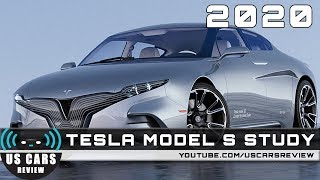 Download 2020 TESLA MODEL S STUDY Review Redesign Interior Release Date Video
