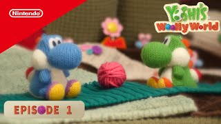 Download Yoshi's Woolly World Adventure Guide - Episode 1: Yoshi's Moves Video
