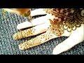 Download رسمة بالحناء على كف اليد باستخدام ابرة النقش الزجاجية مع ام خولة Video