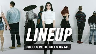 Download Who Does Drag? | Lineup | Cut Video