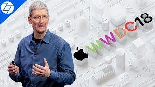 Download Apple WWDC 2018 - iOS 12, iPad X, iPhone SE 2 & more! Video
