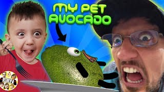 Download Avocado is Alive! Aaahhhhhhhhhh!!!!! (FGTeeV Gameplay / Skit) Video