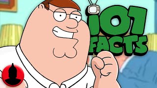 Download 107 Peter Griffin Facts YOU Should Know! (107 Facts S7 E4) | Channel Frederator channel frederator Video
