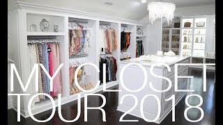 Download MY CLOSET TOUR 2018! | HOME TOUR SERIES Video