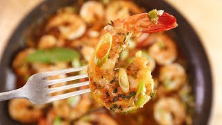Download Rachael Ray's Boiler Maker Shrimp Scampi Video
