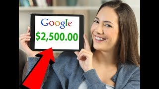 Download 3 Stupidly Simple Ways To Make (GOOGLE MONEY) Online 2019! Video