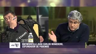 Download Juan Carlos Monedero discute con un nacionalista gallego Video