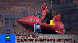 Download Top 5: Mejores juegos de Deadpool Video