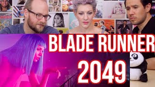 Download BLADE RUNNER 2049 - Trailer #2 - REACTION!! Video