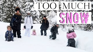 Download TOO MUCH SNOW - Vlog Video