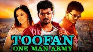 Download Toofan One Man Army (Udhaya) Hindi Dubbed Full Movie   Vijay, Simran, Nassar, Vivek Video