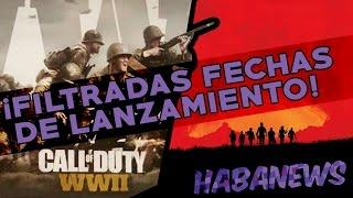 Download Fecha de lanzamiento Destiny 2 y Call of Duty WWII: HabaNews Video