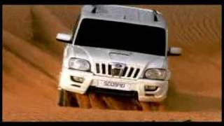Download New Mahindra Scorpio ad Video