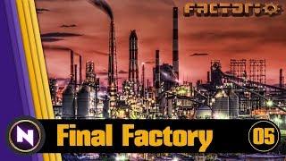 Download Factorio 0.16 - Final Factory #05 THE UBIQUITOUS MAIN BUS Video