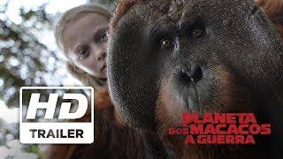 Download Planeta dos Macacos: A Guerra   Trailer Oficial 3: Liberdade   Legendado HD Video