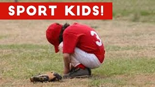 Download Funniest Kid Sports Bloopers & Outtakes of 2017 Weekly Compilation | Cute Funny Kids Video