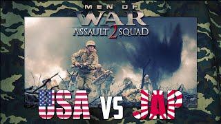 Download Men of War: Assault Squad 2: GSM XI - Iwo Jima Beach Assault Video