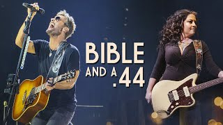 Download Eric Church Calls Ashley McBryde on Stage to Perform ″Bible and a .44″ Video