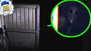 Download 8 Creepy Things Caught On Security Camera Video