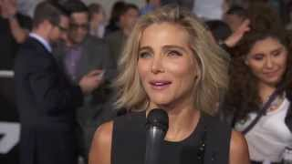 Download Elsa Pataky Furious 7 Premiere Interview - Fast & Furious 7 Video