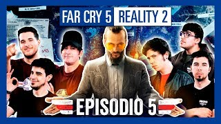 Download VOLAMOS SIN MOTOR - Far Cry 5 El Reality: EP 5 con RUBIUS, WILLYREX, LUZU, ALEXBY, MANGEL Y PERXITAA Video