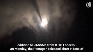 Download Syria Missile Video Released By The Pentagon Video