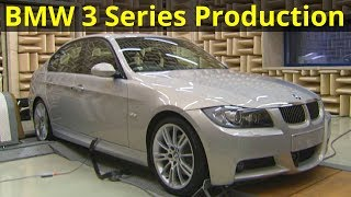Download BMW E90 3 Series Production Video