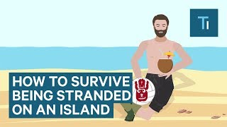 Download How to survive if you get stranded on an island in the middle of nowhere Video