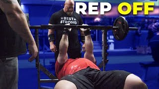 Download BENCH PRESS REP COMPETITION WITH EDDIE HALL, ROBERT OBERST & NICK BEST Video