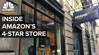 Download Inside Amazon's New 4-Star Store Video